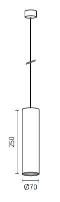 Esquema lampara tube