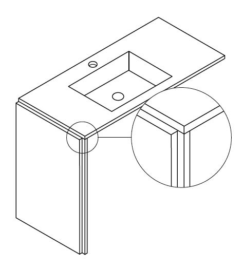 Esquema tabique integrado
