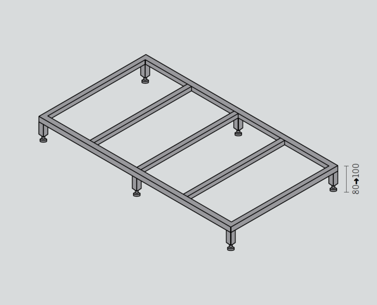 Platos estructura base