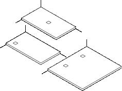 Platos ubicacion valvula